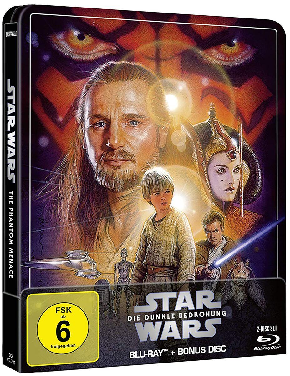 Image of Star Wars Episode 1 - Die dunkle Bedrohung 2-Blu-ray Standard