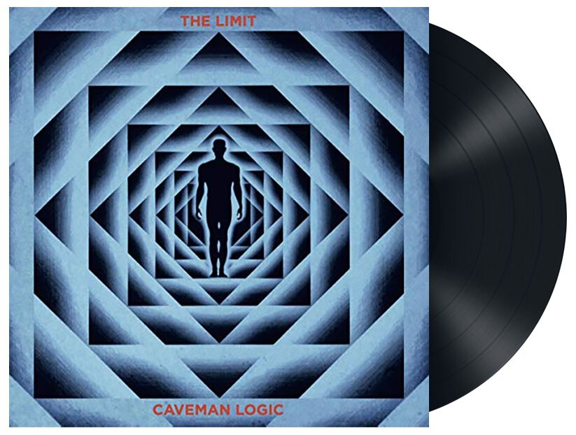 The Limit Caveman logic LP schwarz 6430077091924