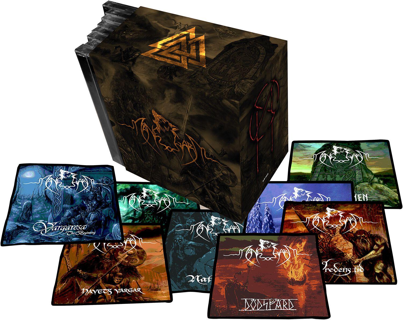 Image of Manegarm Deluxe Edition Box 8-CD Standard