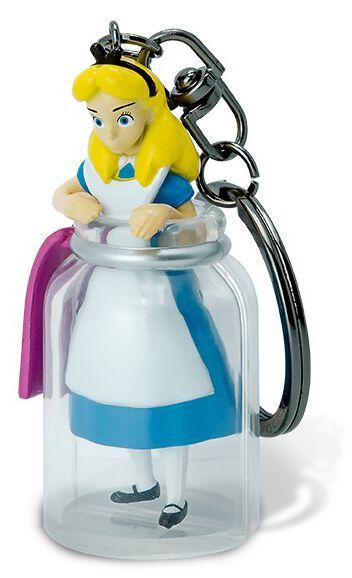 Image of Alice im Wunderland Alice in A Bottle - 3D Schlüsselanhänger Standard