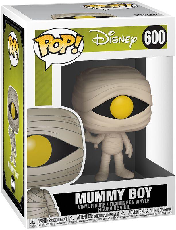 Mummy Boy Vinyl Figur 600
