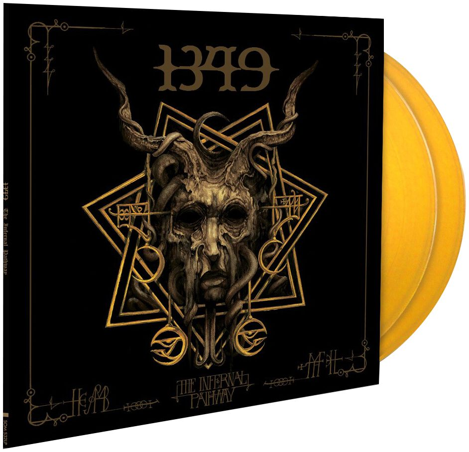 Image of 1349 The infernal pathway LP gelb
