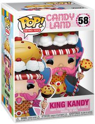 King Kandy Vinyl Figur 58