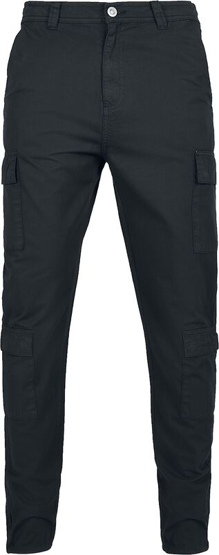Tapered Double Cargo Pants