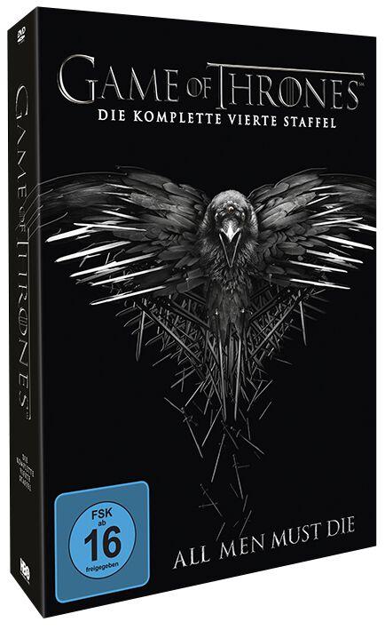 Image of Game Of Thrones Die komplette 4. Staffel 5-DVD Standard