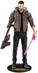 V (Male) Actionfigur