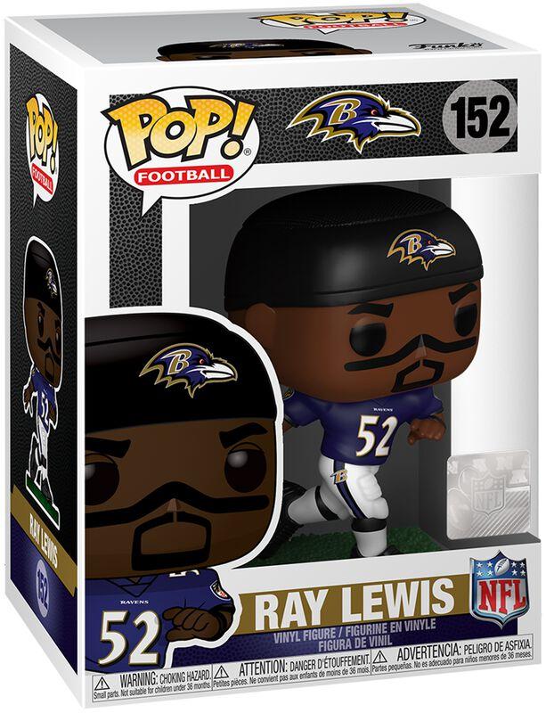 Baltimore Ravens - Ray Lewis Vinyl Figur 152