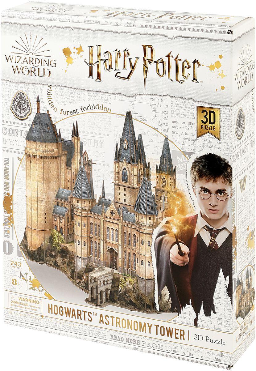 Harry Potter Hogwarts - Astronomy (3D Puzzle) Puzzle multicolor CF10120