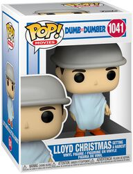 Lloyd Christmas Getting A Haircut Vinyl Figur 1041