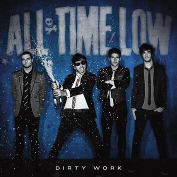 Image of All Time Low Dirty work CD Standard