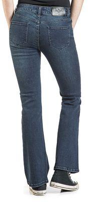 Grace - Dunkelblaue Jeans mit Schlag