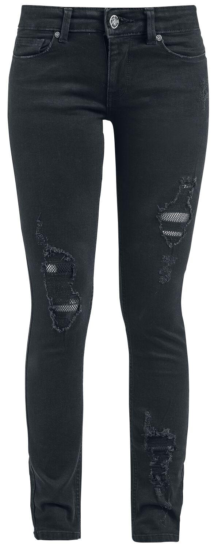 Black Premium by EMP Skarlett Jeans black