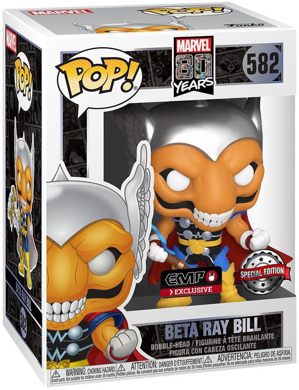 Beta Ray Bill Vinyl Figur 582