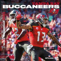 Tampa Bay Buccaneers - Kalender 2021