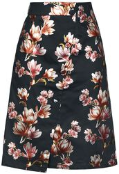 Brilliant Flower Skirt