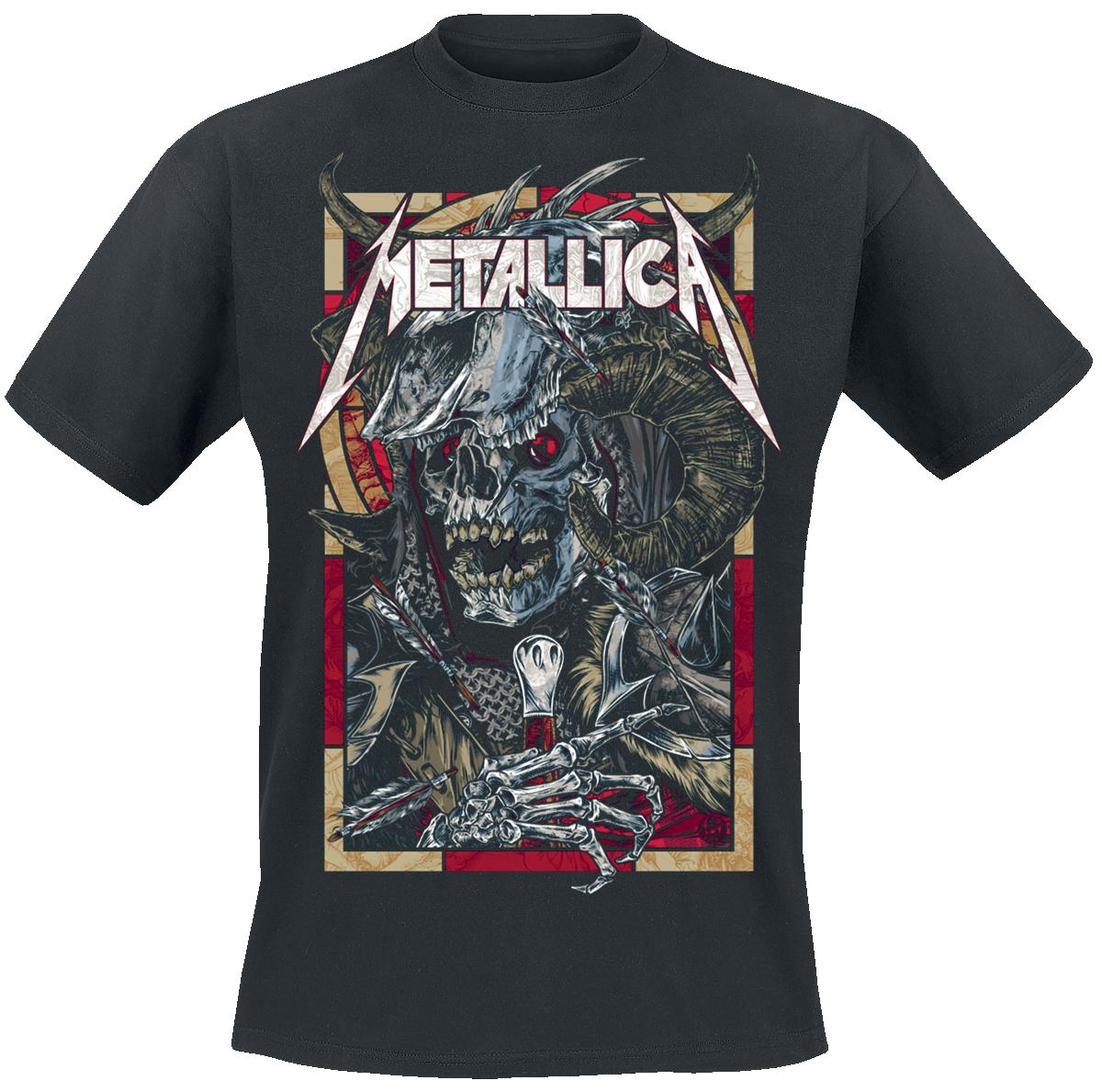 Metallica - War - T-Shirt - black image