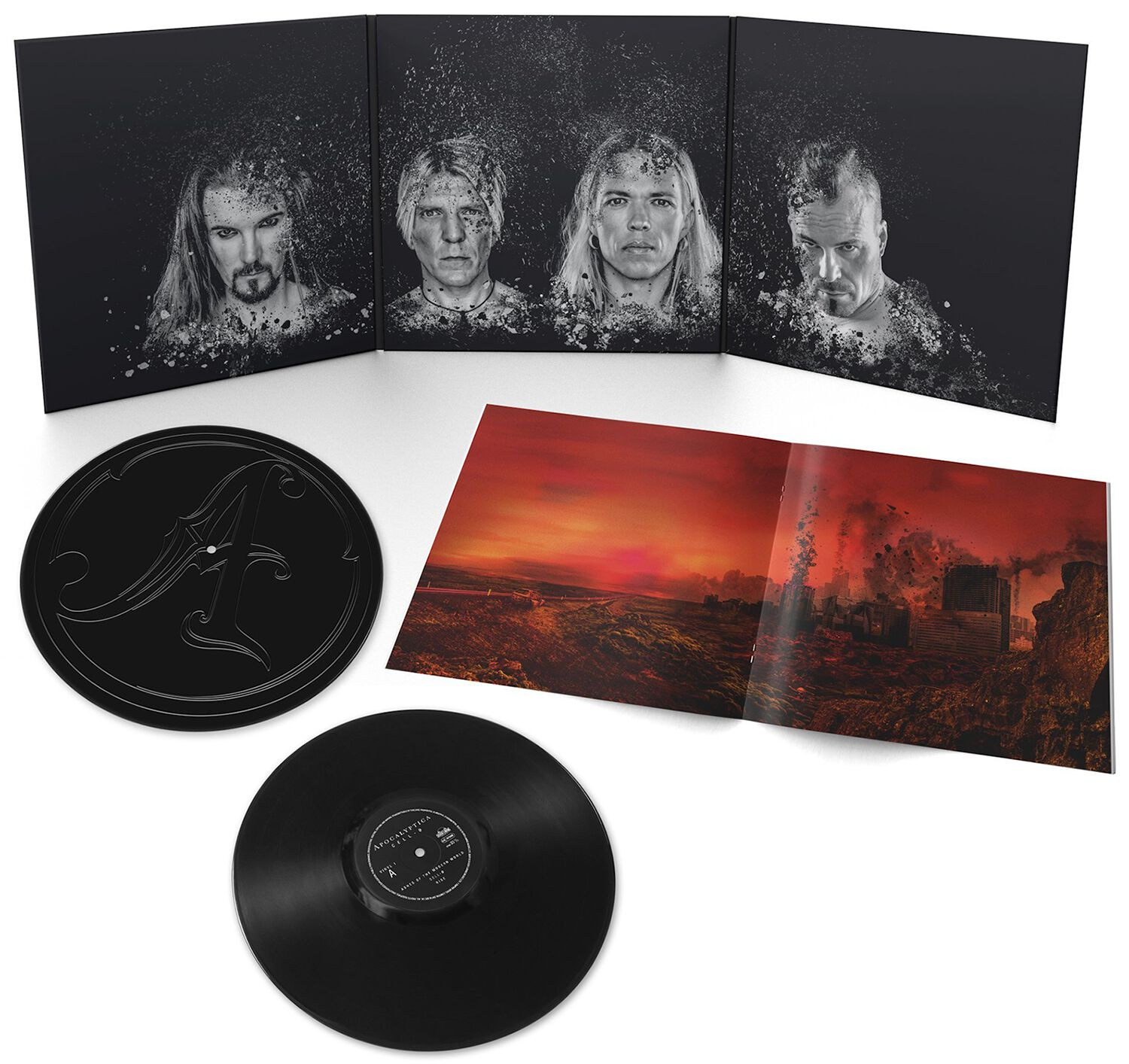 Image of Apocalyptica Cell-O 2-LP Standard