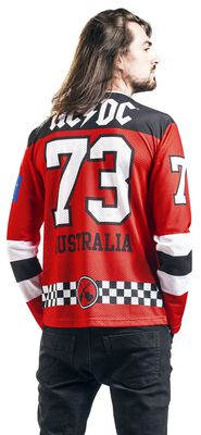 For Those About To Rock Hockey Trikot