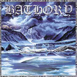 Image of Bathory Nordland II CD Standard