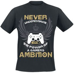 Never Underestimate The Power of a Gamers Ambition