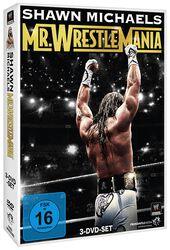 Shawn Michaels - Mr. Wrestlemania