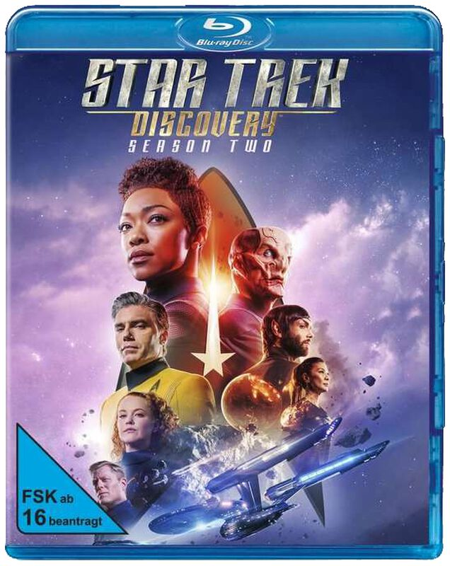 Discovery - Staffel 2