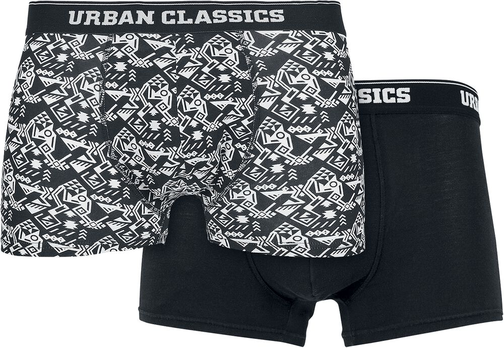 Organic Boxer Shorts 2-Pack