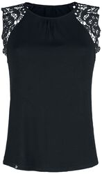 Sleeve Lace Top