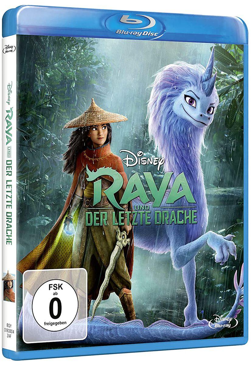 Raya Und Der Letzte Drache Raya und der letzte Drache Blu-Ray multicolor BGY0180304