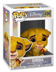 Simba Vinyl Figure 496