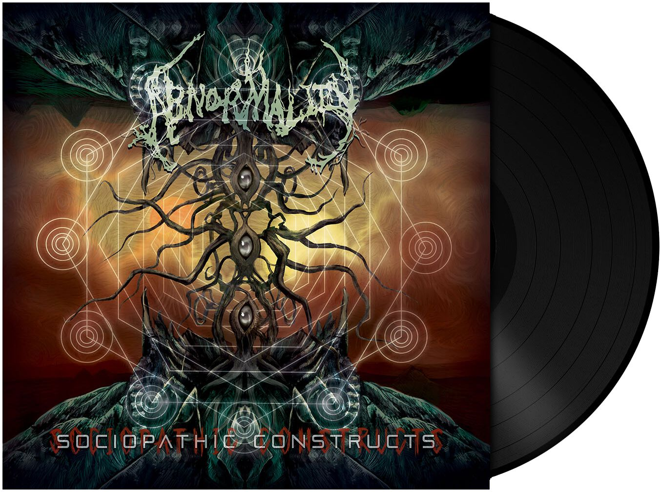 Image of Abnormality Sociopathic constructs LP Standard