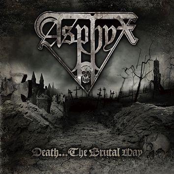 Image of Asphyx Death...The brutal way CD Standard