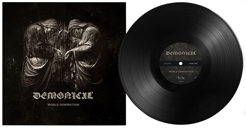 Demonical  World domination  LP  Standard
