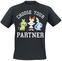 Schwert & Schild - Choose Your Partner