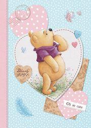 Winnie The Pooh 2021 A5 Kalenderbuch