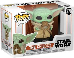 The Mandalorian - The Child With Frog Vinyl Figur 379