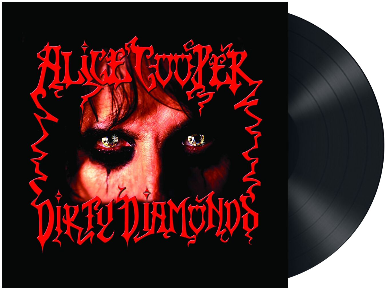 Alice Cooper  Dirty diamonds  LP  Standard