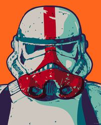 The Mandalorian - Pop Art Stormtrooper