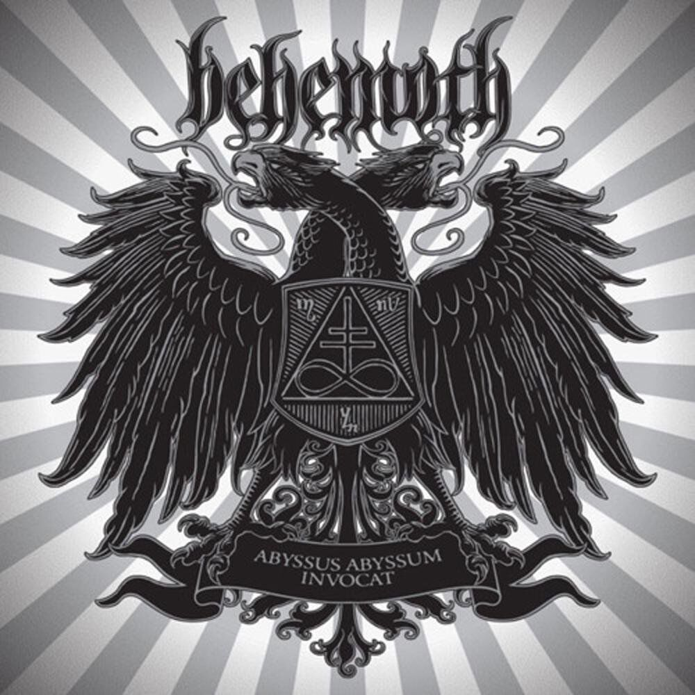 Image of Behemoth Abyssus abyssum invocat CD Standard