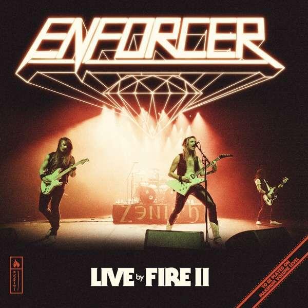 Enforcer Live by fire II CD multicolor NB5768-2