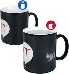 Pennywise - Tasse mit Thermoeffekt