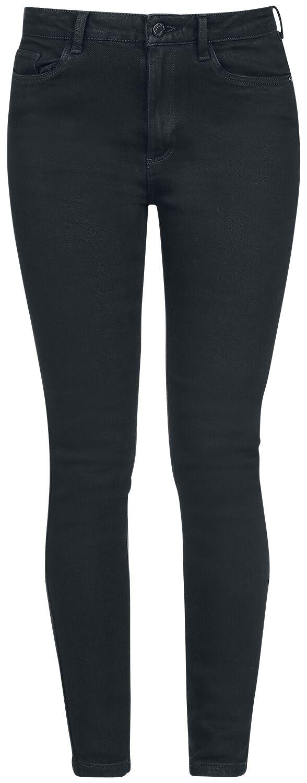 Hosen - Noisy May Callie Chic HW Jeans Jeans schwarz  - Onlineshop EMP