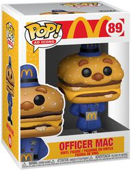 Officer Mac Vinyl Fgur 89