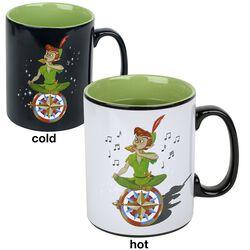 Neverland - Tasse mit Thermoeffekt