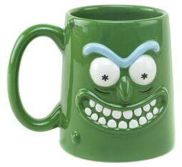 Pickle Rick - 3D