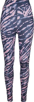 Ladies High Waist Tie Dye Leggings
