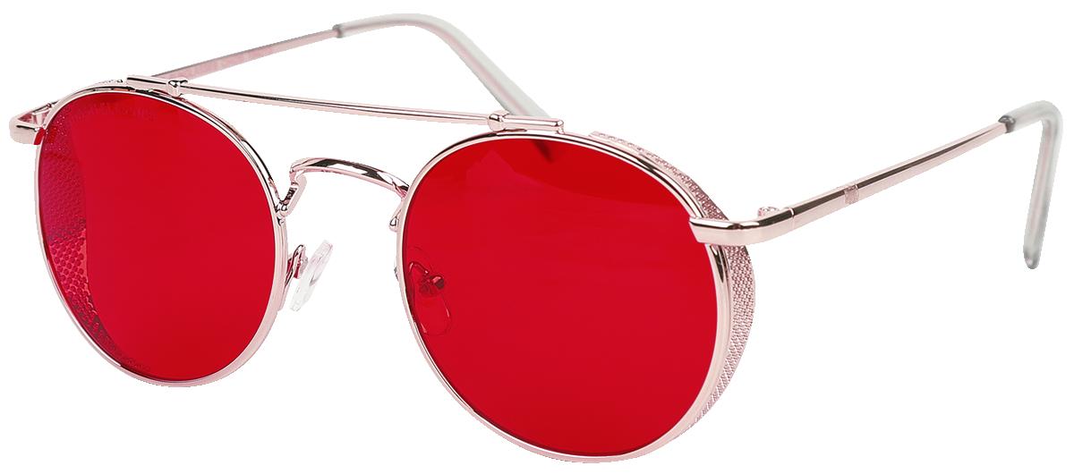 Urban Classics - Chios - Sonnenbrille - goldfarben