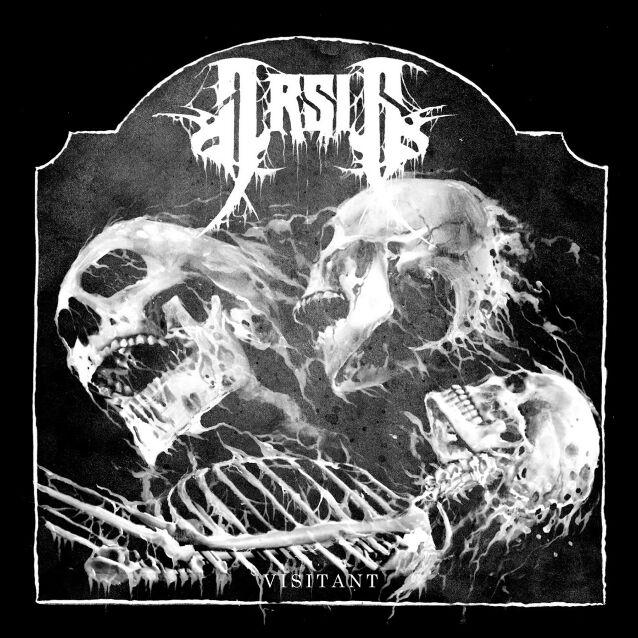 Image of Arsis Visitant CD Standard
