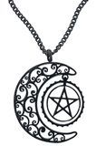 Protective Luna Necklace