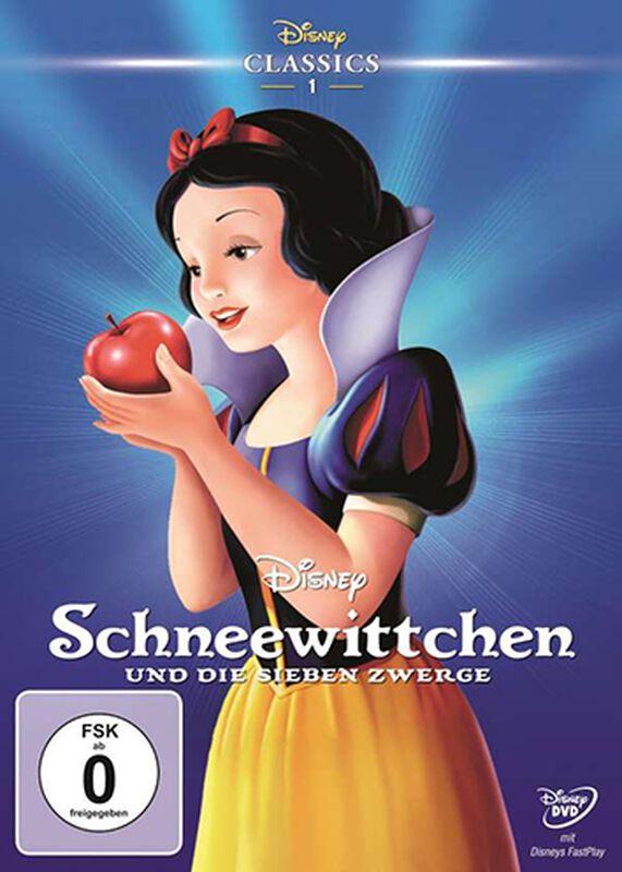 Schneewittchen und die sieben Zwerge - Disney Classics